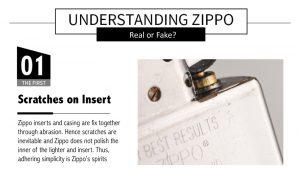 Fake or Real Zippo